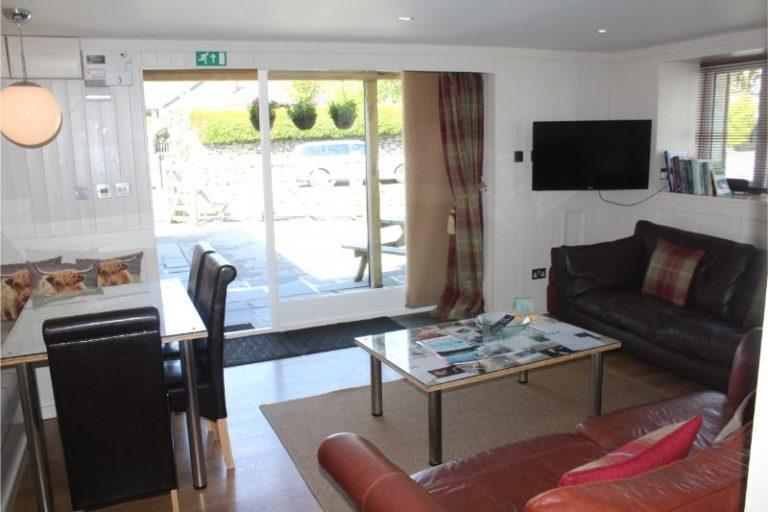 Wheelhouse at Staveley Living Room