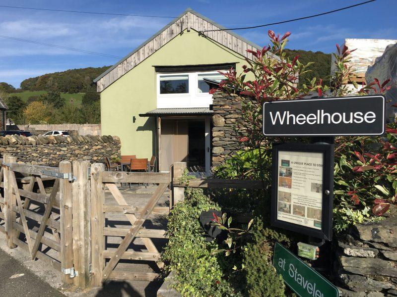 Wheelhouse at Staveley