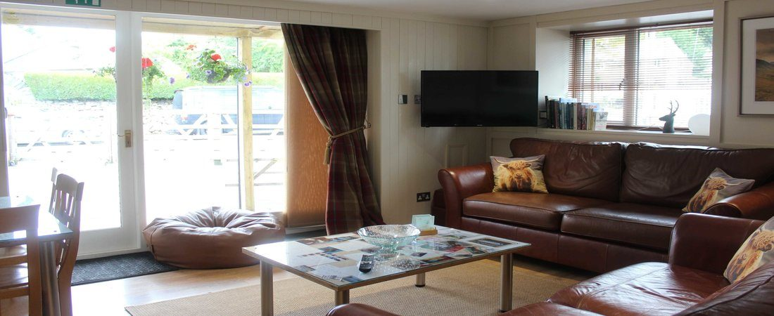 Holiday Home - The Wheelhouse at Staveley